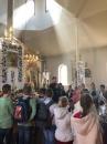 Екзамен дітей перед першою Сповіддю та Причастям 21.04.2018