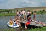 Літній табір молодіжної спільноти «Діти світла»-2013