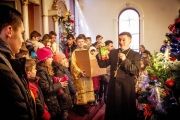 Різдвяна фабрика діти з Рудно 10.01.2018