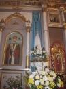 Урочисте завершення молитви на вервиці (жовтень 2011)