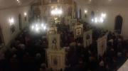 Нічна Великодня Літургія