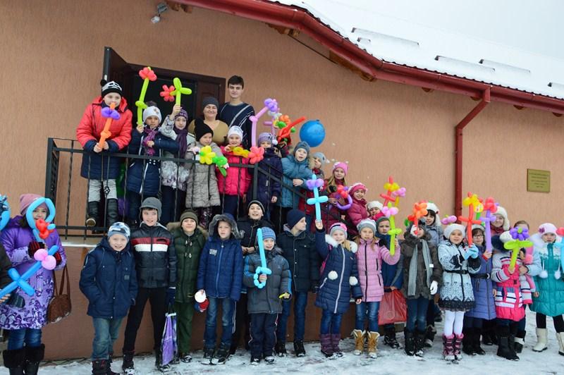 Зимовий табір для дітей «Назустріч Вифлеємській зорі»