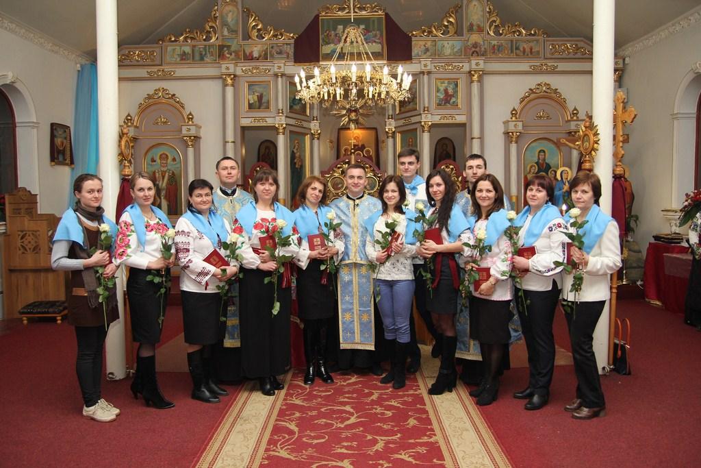 Відзначення 3-ої річниці спільноти «Діти Непорочної» на нашій парафії