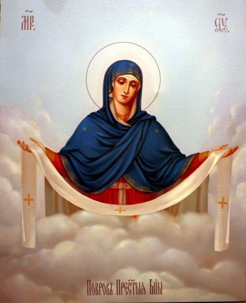 14 жовтня – свято Покрови Пресвятої Богородиці