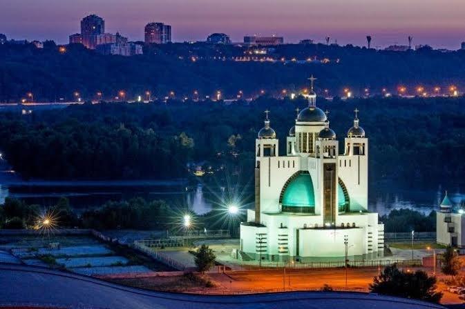 10 цікавих фактів про Патріарший собор УГКЦ у Києві