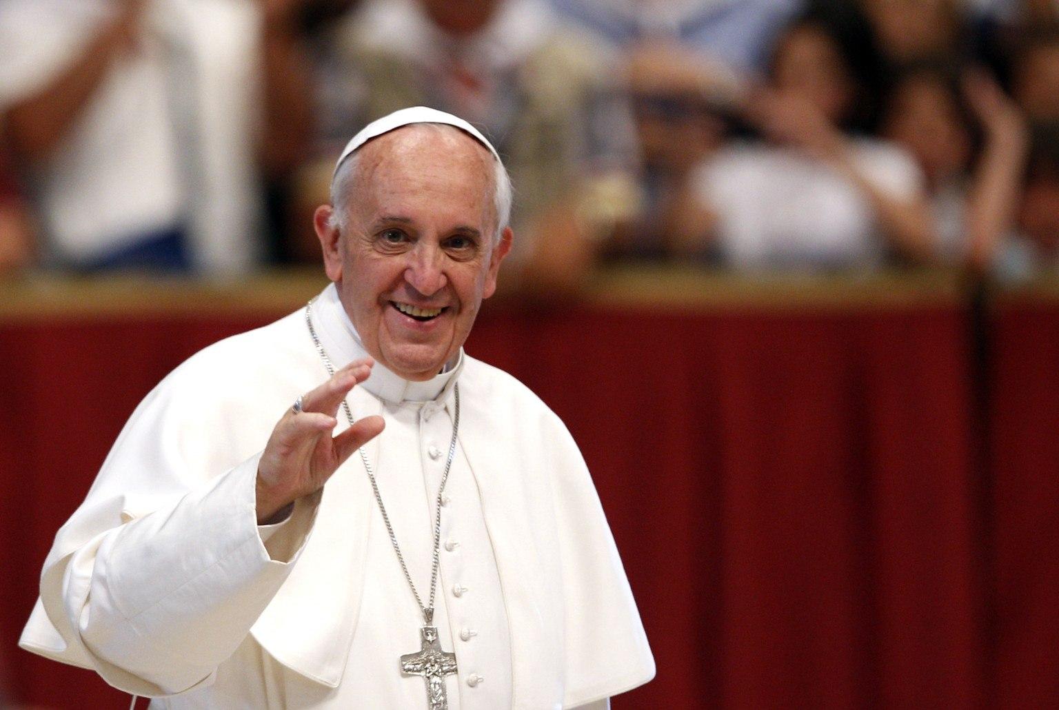 Папа про дар відкритого серця та ідолопоклонство звичкам.