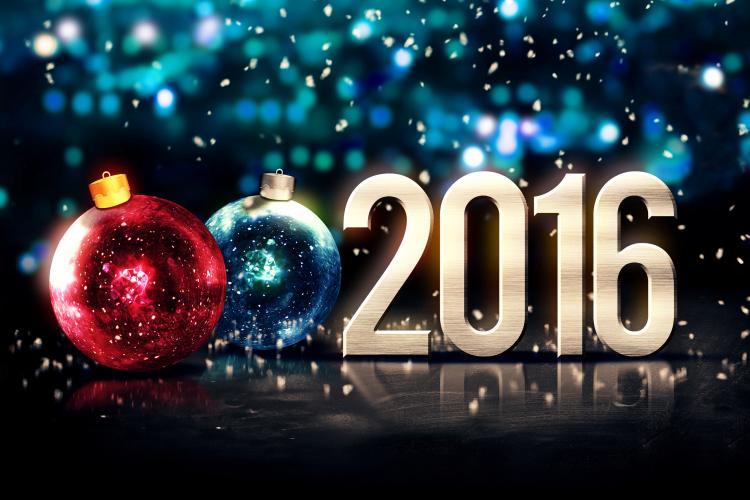 Прийміть наші найщиріші вітання з Новим роком!