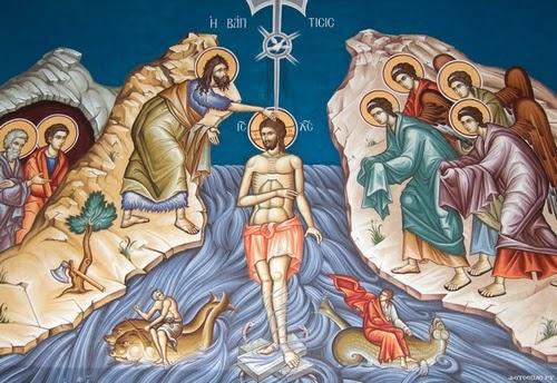 Значення хрещення Йоана та чому Ісус його прийняв?