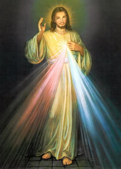 Дев'ятниця до Христа Милосердного.