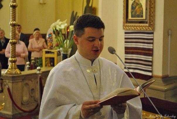 3 червня Господь благословив отця Романа Янчука на нелегку працю у Христовому винограднику.
