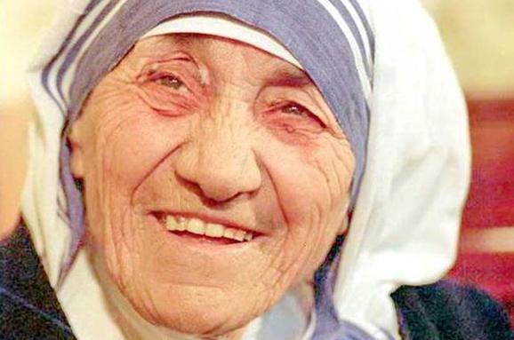 Заповіді Матері Терези.