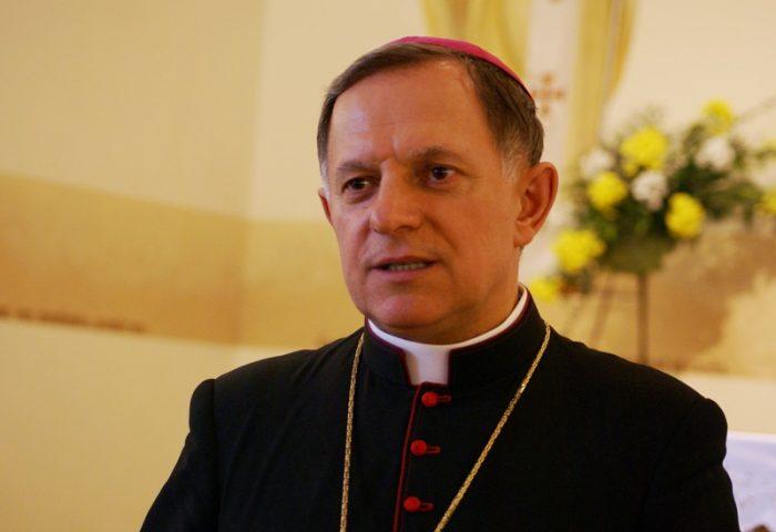 Пастирське послання архиєпископа Мокшицького на Великий Піст