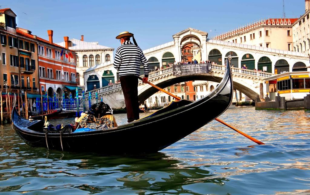 Мост-Риальто-Венеция