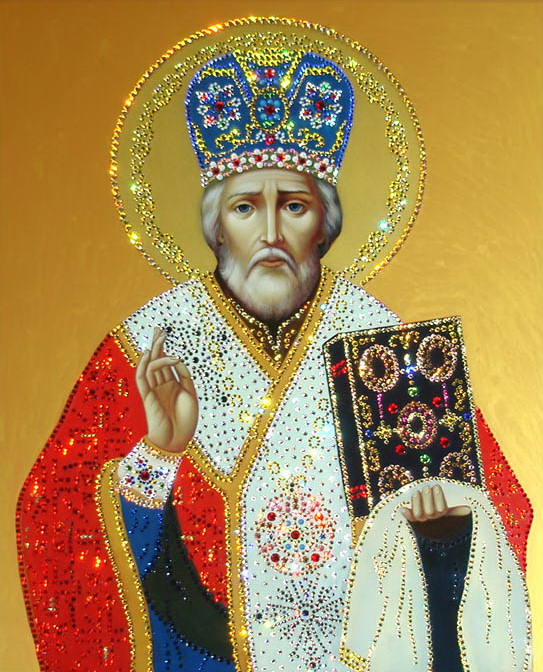 Дев'ятниця до св.Миколая Чудотворця з Мир Лікійських
