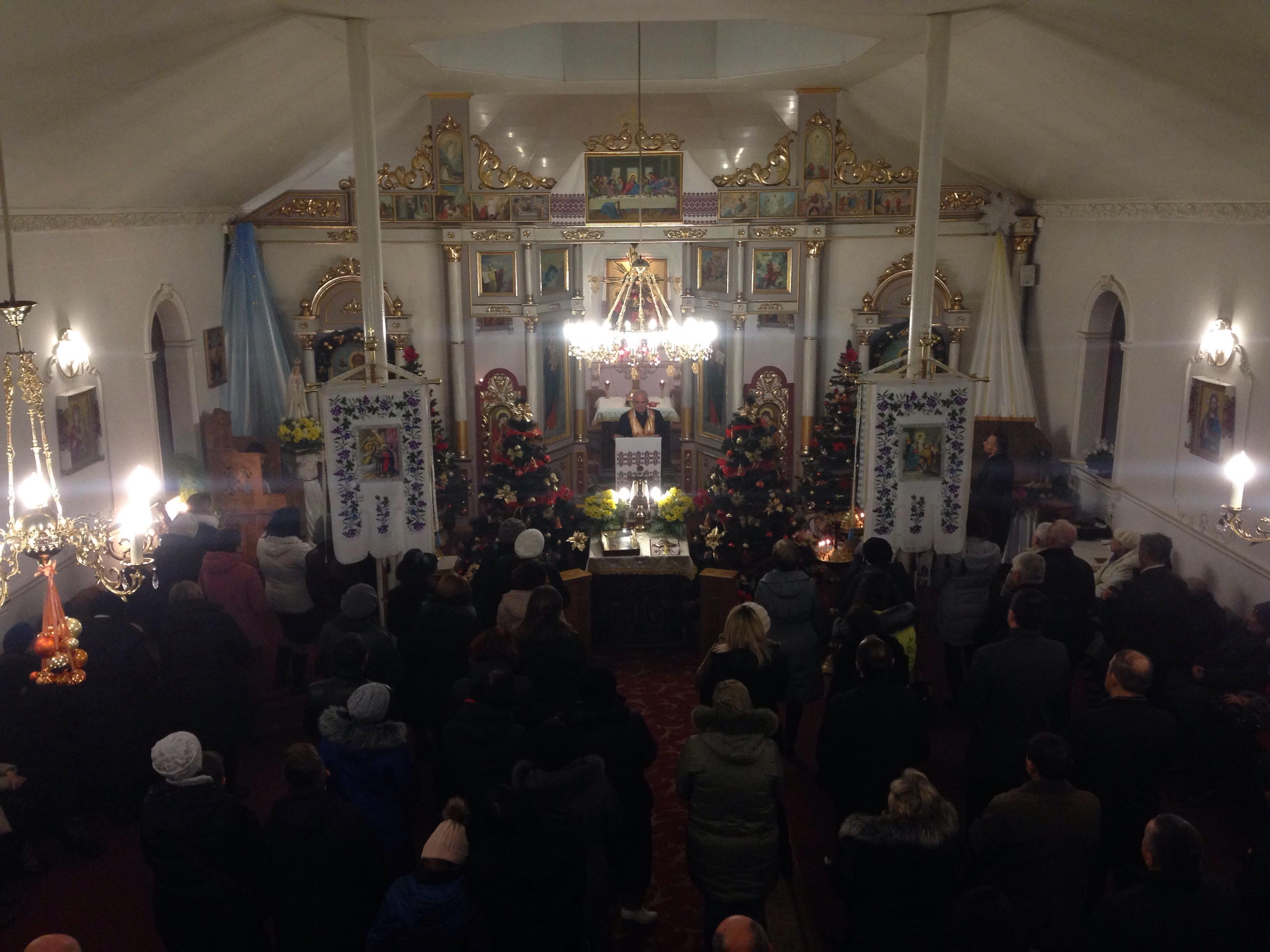 2-4 січня у нашому храмі відбувалися реколекції (Аудіозапис)