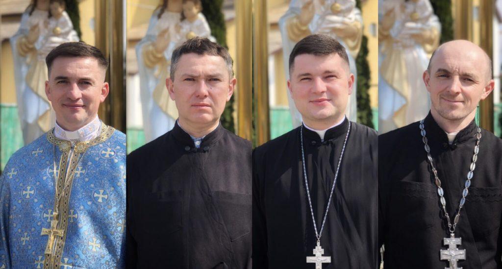 Щиро вітаємо наших священиків з Днем встановлення Святої Тайни Священства!