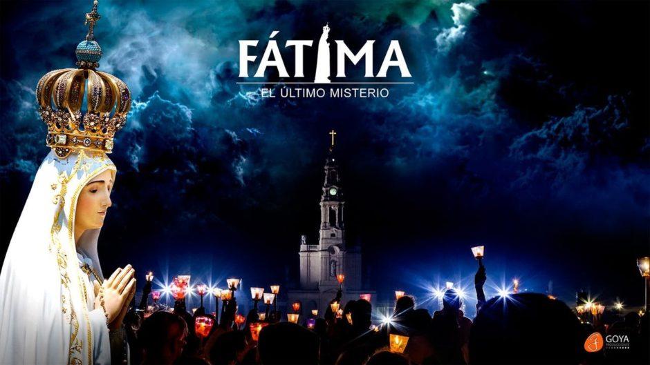 """Рекомендуємо до перегляду фільм """"Фатіма. Остання таємниця""""!"""